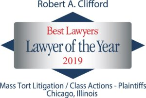Best Lawyers of 2019 Robert A. Clifford