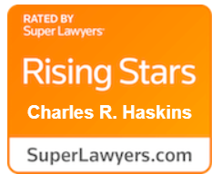 Rising Star Super Lawyers Charles Haskins