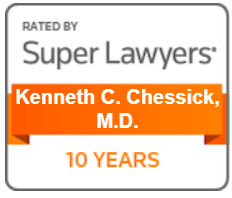 Super Lawyers Kenneth Chessick 10 Years