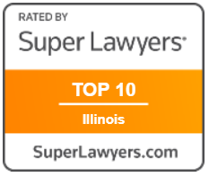 Super Lawyers top 10 Illinois 2020